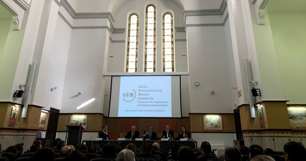 Presentación Informe GEM Andalucía 2019/2020